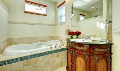 How To Upgrade Bath Easily
